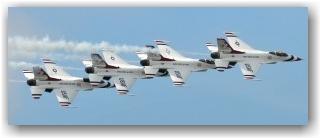 Customer Service Fighter Jets