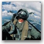 Fighter Pilot Keynote Speaker Waldo