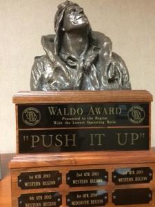 Waldo Waldman Award
