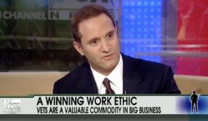 Waldo FOX Winning Work Ethic