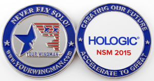 Hologic Coin Closer
