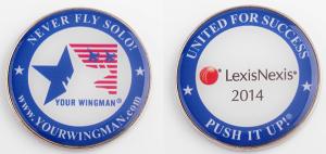 LexisNexis coin closer