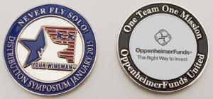 Oppenheimer Coin closer