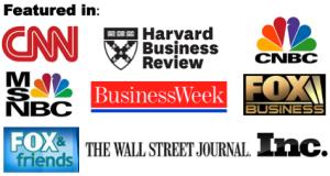 Waldo Media feature logos