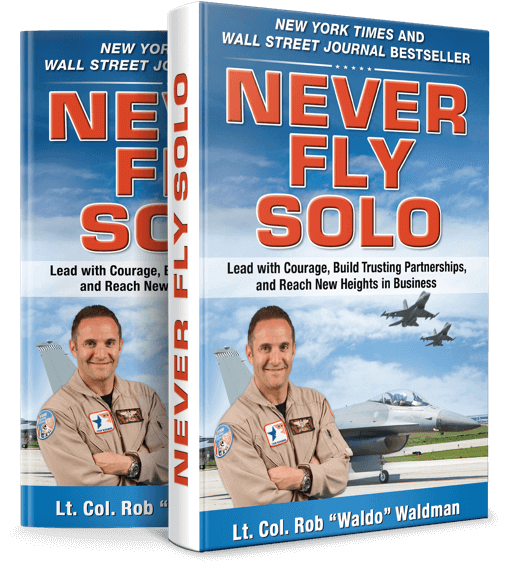 Never Fly Solo Double books