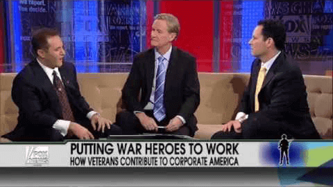 Fox and Friends interview Keynote Speaker Waldo Waldman
