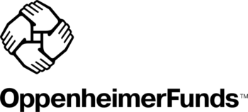 OppenheimerFunds black logo